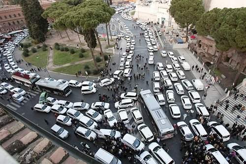 anime nel traffico